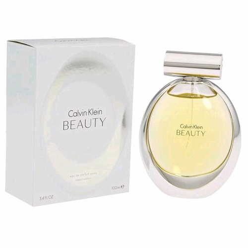 Beauty by Calvin Klein, 3.4 oz Eau De Parfum Spray for Women