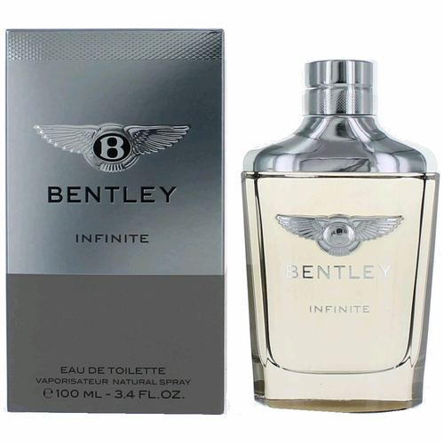 Bentley Infinite by Bentley, 3.4 oz Eau De Toilette Spray for Men
