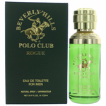 Beverly Hills Polo Club Rogue by Beverly Hills Polo Club, 3.4 oz Eau De Toilette Spray for Men