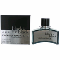 Black is Black Vintage Rock by Nu Parfumes, 3.3 oz Eau de Toilette Spray for Men