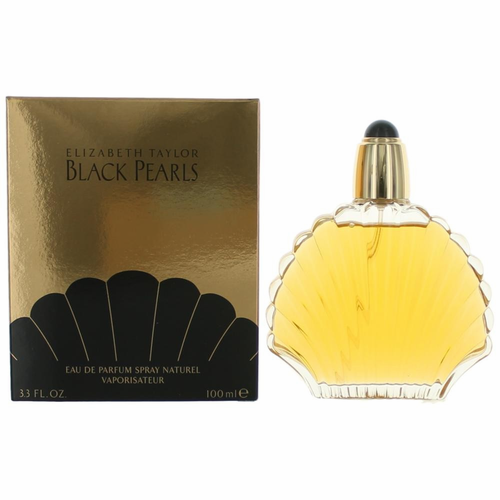 Black Pearls by Elizabeth Taylor, 3.3 oz Eau de Parfum Spray for Women