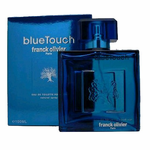 Blue Touch by Franck Olivier, 3.3 oz Eau De Toilette Spray for Men