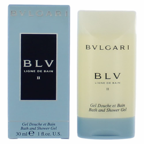 BLV II by Bvlgari, 1 oz Shower Gel for Women