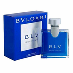 BLV Pour Homme by Bvlgari, 3.4 oz Eau De Toilette Spray for Men Bulgari