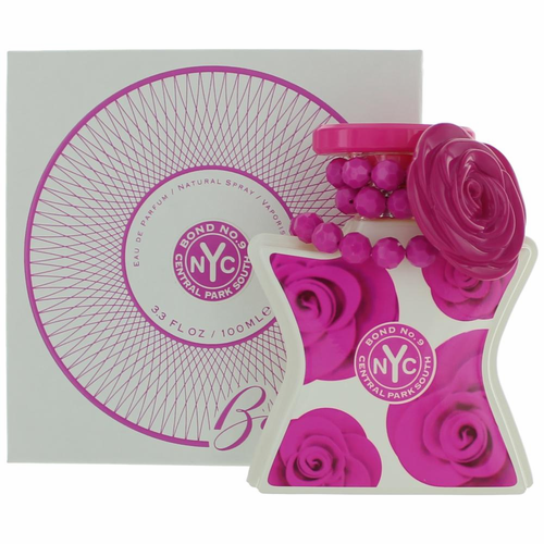 Bond No. 9 Central Park South by Bond No. 9, 3.4 oz Eau De Parfum Spray for Women