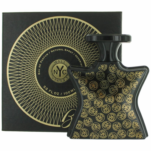 Bond No. 9 Wall Street by Bond No. 9, 3.3 oz Eau De Parfum Spray Unisex