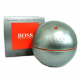 Boss in Motion by Hugo Boss, 3 oz Eau De Toilette Spray for men