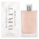 Brit Rhythm by Burberry, 3 oz Eau De Toilette Spray for Women