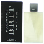 Brit Rhythm by Burberry, 5 oz Shower Gel Spray for Men