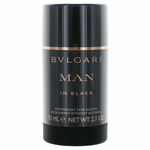 Bvlgari MAN in Black by Bvlgari, 2.6 oz Deodorant Stick for Men