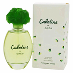 Cabotine by Parfums Gres, 3.4 oz Eau De Parfum Spray for Women.