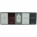 Calvin Klein by Calvin Klein, 5 Piece Mini Variety Gift Set for Men