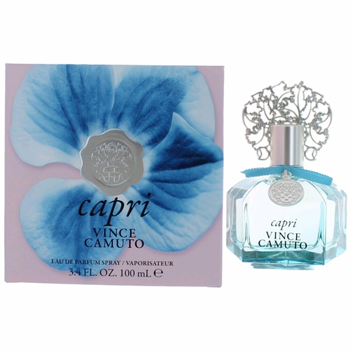 Capri by Vince Camuto, 3.4 oz Eau De Parfum Spray for Women