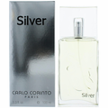 Carlo Corinto Silver by Carlo Corinto, 3.3 oz Eau De Toilette Spray for Men
