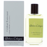 Cedrat Enivrant by Atelier Cologne, 3.3 oz Cologne Absolue Spray for Unisex