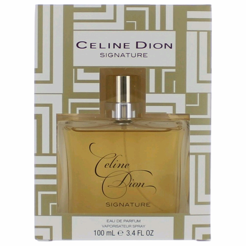 Celine Dion Signature by Celine Dion, 3.4 oz Eau De Parfum Spray for Women