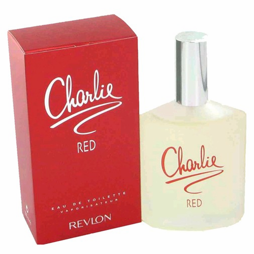 Charlie Red by Revlon, 3.4 oz Eau De Toilette Spray for women.
