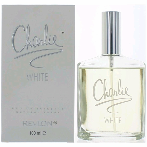 Charlie White by Revlon, 3.4 oz Eau De Toilette Spray for women.