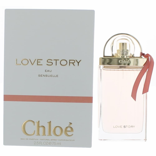 Chloe Love Story Eau Sensuelle by Chloe, 2.5 oz Eau De Parfum Spray for Women