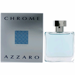 Chrome by Azzaro, 1.7 oz Eau De Toilette Spray for Men