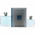 Chrome by Azzaro, 2 Piece Gift Set for Men