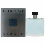 Chrome by Azzaro, 3.4 oz After Shave Lotion Splash for Men