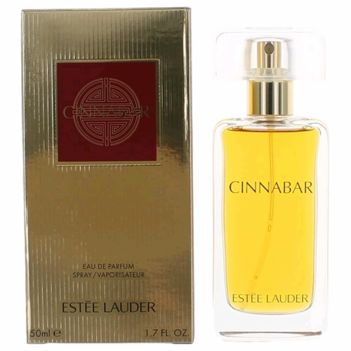 Cinnabar by Estee Lauder, 1.7 oz Eau De Parfum Spray for Women.
