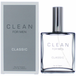 Clean Classic by Dlish, 3.4 oz Eau De Toilette Spray for Men