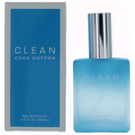 Clean Cool Cotton by DLish, 1 oz Eau De Parfum Spray for Women