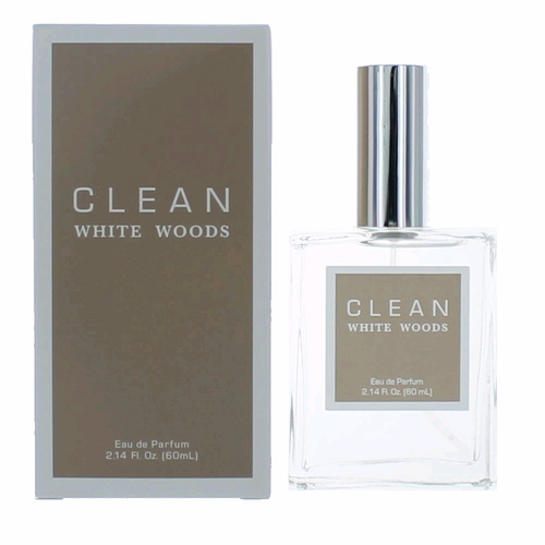 Clean White Woods by Dlish, 2.14 oz Eau De Parfum Spray for Women