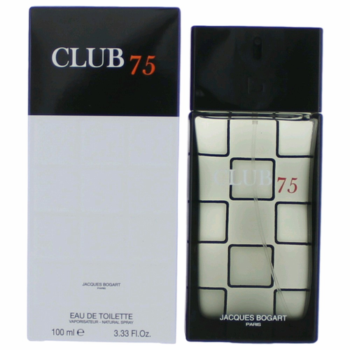 Club 75 by Jacques Bogart, 3.3 oz Eau De Toilette for Men