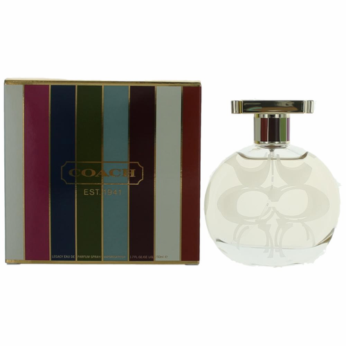 Coach Legacy by Coach, 1.7 oz Eau De Parfum Spray for Women