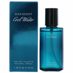 Cool Water by Davidoff, 1.35 oz Eau De Toilette Spray for Men