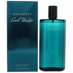 Cool Water by Davidoff, 6.7 oz Eau De Toilette Spray for Men
