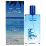 Cool Water Exotic Summer by Davidoff, 4.2 oz Eau De Toilette Spray for Men Limited Edition