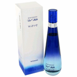 Cool Water Wave by Davidoff, 3.4 oz Eau De Toilette Spray for Women