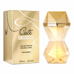 Cute by New Brand, 3.3 oz Eau De Parfum Spray for Women