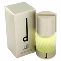 D by Dunhill, 3.4 oz Eau De Toilette Spray for Men