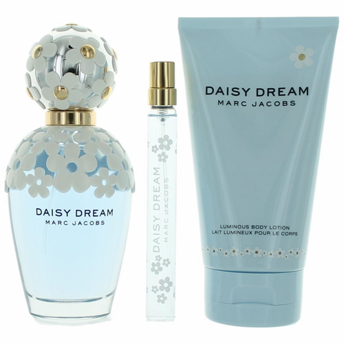 Daisy Dream by Marc Jacobs, 3 Piece Gift Set for Women