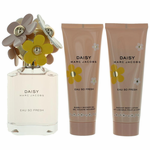 Daisy Eau So Fresh by Marc Jacobs, 3 Piece Gift Set for Women