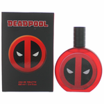 Deadpool by Marvel, 3.4 oz Eau De Toilette Spray for Men