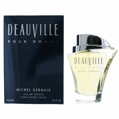 Deauville by Michel Germain, 2.5 oz Eau De Toilette Spray for Men