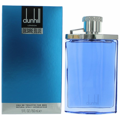 Desire Blue by Alfred Dunhill, 5 oz Eau De Toilette Spray for Men
