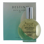 Destiny by Marilyn Miglin, 1 oz Bath & Body Oil for Women