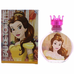 Disney Belle by Disney Princess, 3.4 oz Eau De Toilette Spray for Girls