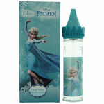 Disney Frozen Elsa by Disney Princess, 3.4 oz Eau De Toilette Spray for Girls