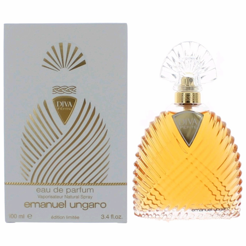 Diva Pepite Limited Edition by Emanuel Ungaro, 3.4 oz Eau De Parfum Spray for Women