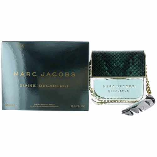 Divine Decadence by Marc Jacobs, 3.4 oz Eau De Parfum Spray for Women