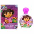 Dora The Explorer by Air Val, 3.4 oz Eau De Toilette Spray for Girls