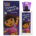 Dora The Explorer Starry Night by Marmol & Son, 3.4 oz Eau De Toilette Spray for Girls